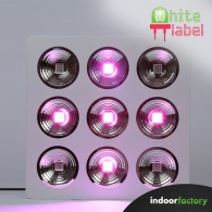 Panneau led 9 x 200W White Label