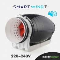 Extracteur d'air Smart Wind 150MM (Europe 220v)